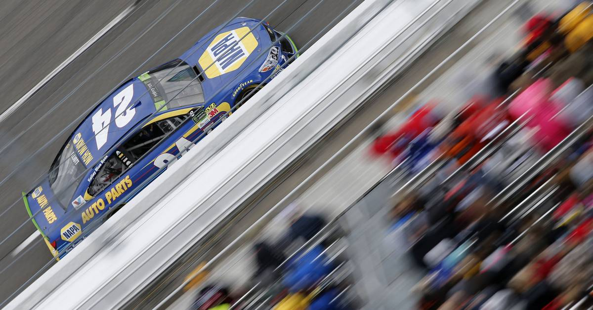 Monster Energy NASCAR Cup SeriesFirst Data 500Martinsville Speedway, Martinsville VA USASunday 29 October 2017Chase Elliott, Hendrick Motorsports, NAPA Chevrolet SSWorld Copyright: Matthew T. ThackerNKP