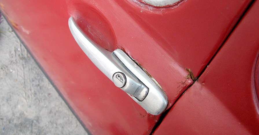 How To Fix A Squeaky Door Hinge