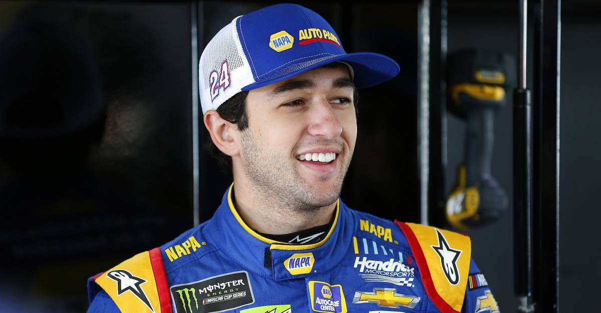 Monster Energy NASCAR Cup Series Ford EcoBoost 400 Homestead-Miami Speedway, Homestead, FL USA Saturday 18 November 2017 Chase Elliott, Hendrick Motorsports, NAPA Chevrolet SS World Copyright: Russell LaBounty NKP