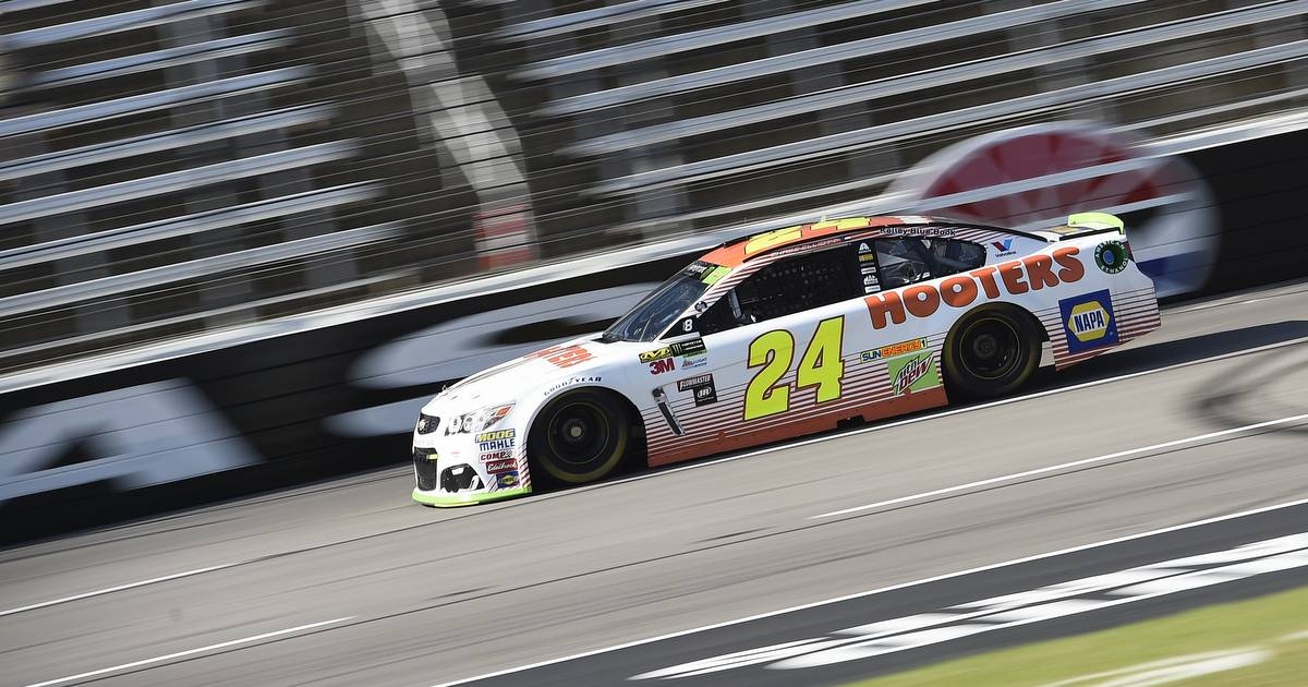 Monster Energy NASCAR Cup Series AAA Texas 500 Texas Motor Speedway Fort Worth, TX USA Saturday 4 November 2017 Chase Elliott, Hendrick Motorsports, Hooters Chevrolet SS World Copyright: John K Harrelson NKP