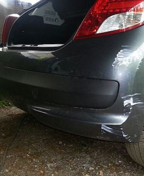 Remove scratches from your car by using shoe polisher on small jobs, or special tools for bigger damage.