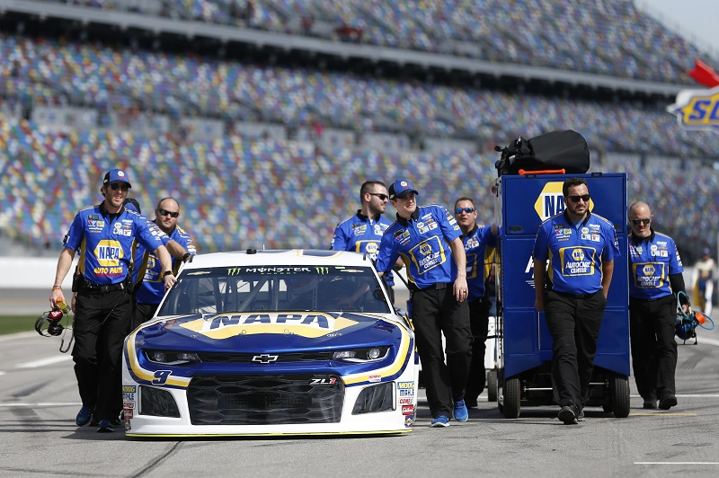 What Car Will Chase Elliott Be Driving Next Year