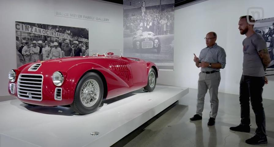 Garage Tours 401: The Petersen Museum