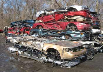 Fewer of Today's Used Cars End Up Here So Soon.