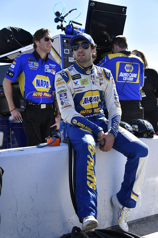 Monster Energy NASCAR Cup Series TicketGuardian 500 ISM Raceway, Phoenix, AZ USA Friday 9 March 2018 Chase Elliott, Hendrick Motorsports, Chevrolet Camaro NAPA Auto Parts World Copyright: Rusty Jarrett NKP