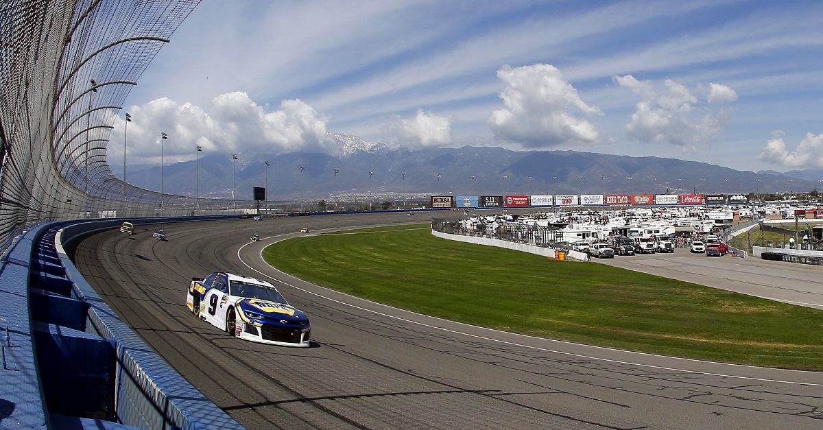 Elliott, NAPA Team Finish 16th in California