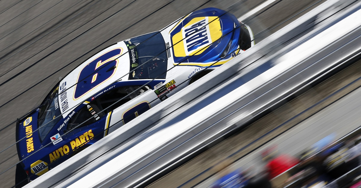 Elliott, NAPA Team Collect Top-Ten Finish at Martinsville