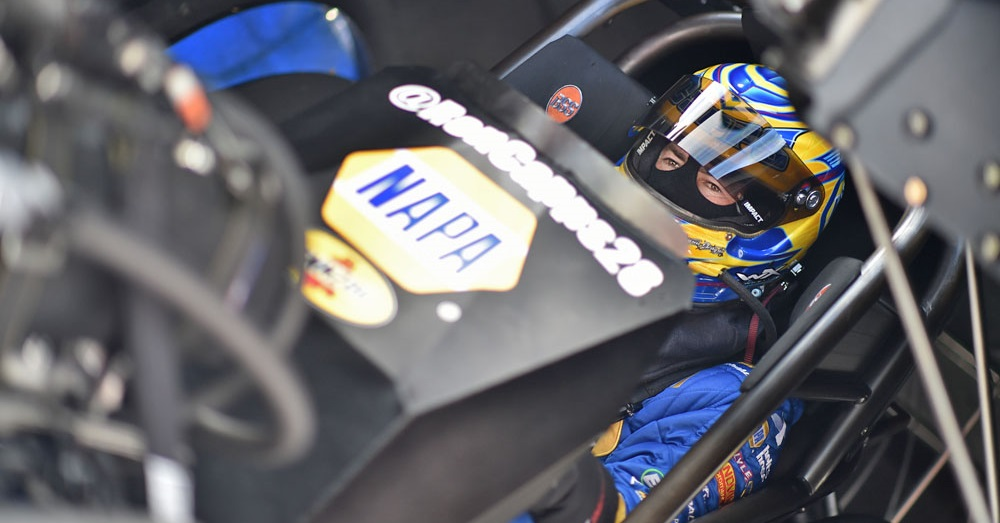 Gatornationals: Ron Capps Races to Second Semifinal Finish in Three Events