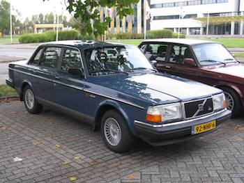 The Nigh-Unkillable Volvo 240 - King of Cars Over 100,000 Miles?