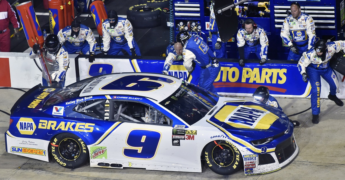 Elliott, NAPA Team Collect Impressive Runner-Up Result at Richmond