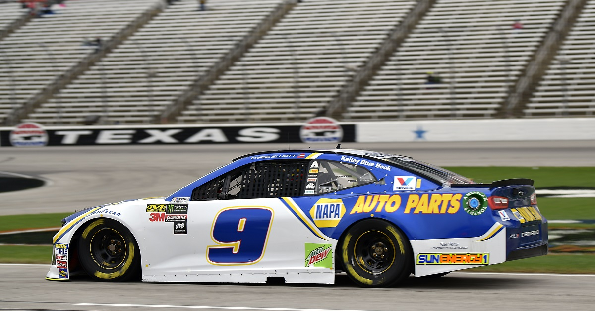 Elliott, NAPA Team Finish 11th in Texas