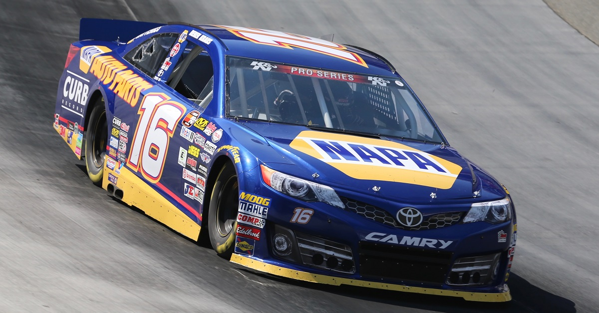 BMR Drivers Experience Tough Battle in K&N East Race at Bristol
