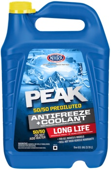 Peak Long Life Pre-Mix 50-50 Coolant Antifreeze PERPRAB53