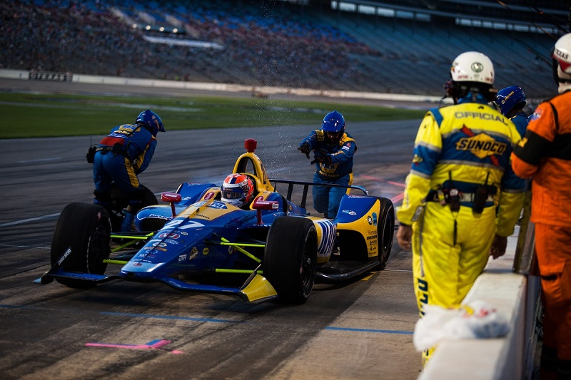 |Photographer: Tom Loomes|Event: DXC Technology 600|Circuit: Texas Motor Speedway| Location: Fort Worth| Series: Verizon IndyCar Series| Season: 2018| Country: US|Keyword: motor racing|Keyword: motorsport|