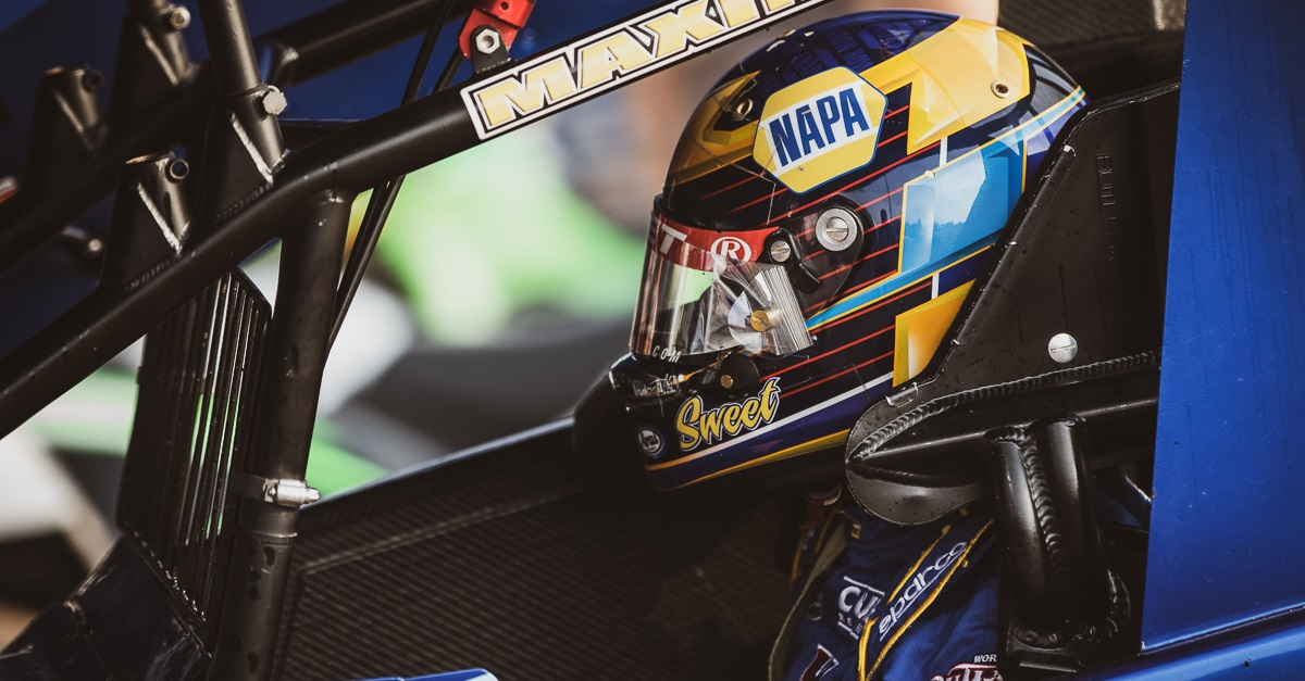 Brad Sweet NAPA AUTO PARTS Outlaws 49 Jackson office
