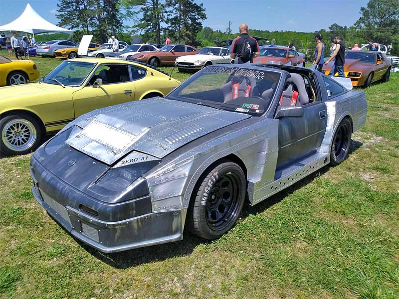 Nissan Z Mad Max car