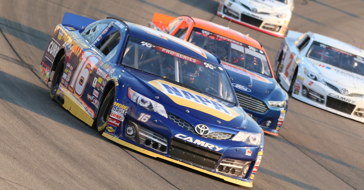 Hard Charge by BMR Teams Comes Up Short in East-West Race at Iowa