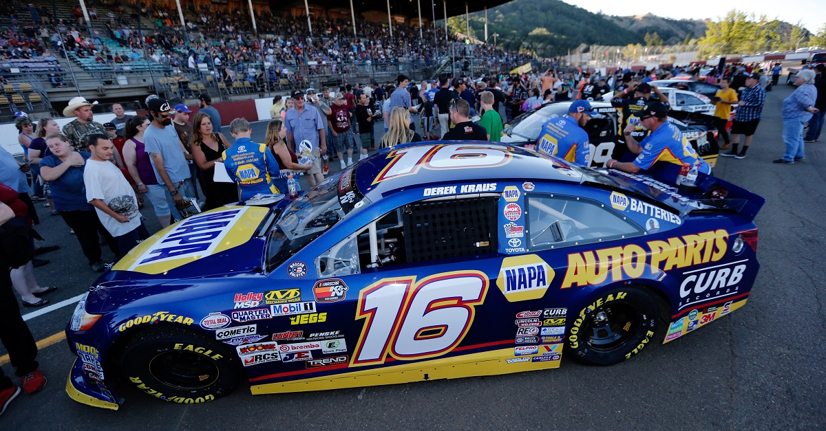 Two Teenage NAPA Drivers From BMR Capture K&N West Spotlight