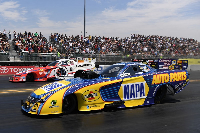 Ron Capps Runner-Up Finish at Sonoma, Capps Races to Second Runner-Up Finish in Two Weeks, NAPA Know How Blog, NAPA Know How Blog