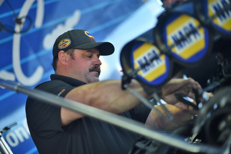 Semifinal Finish At Epping Boosts Capps Into Top Five In