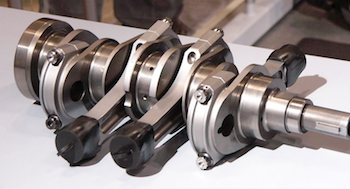 Tighter Tolerances Require Quality Lubricants, Resulting in More Power and Higher Efficiency.