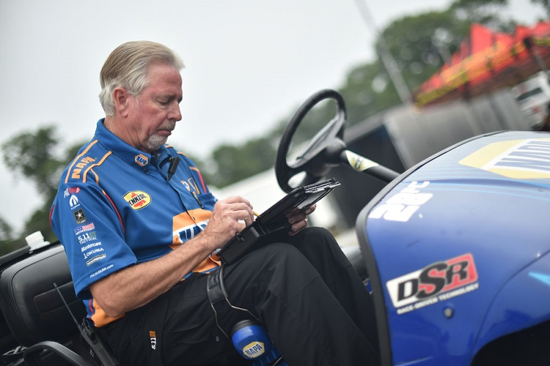 Ron Capps team member