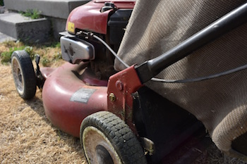 DIY Lawnmower Repairs