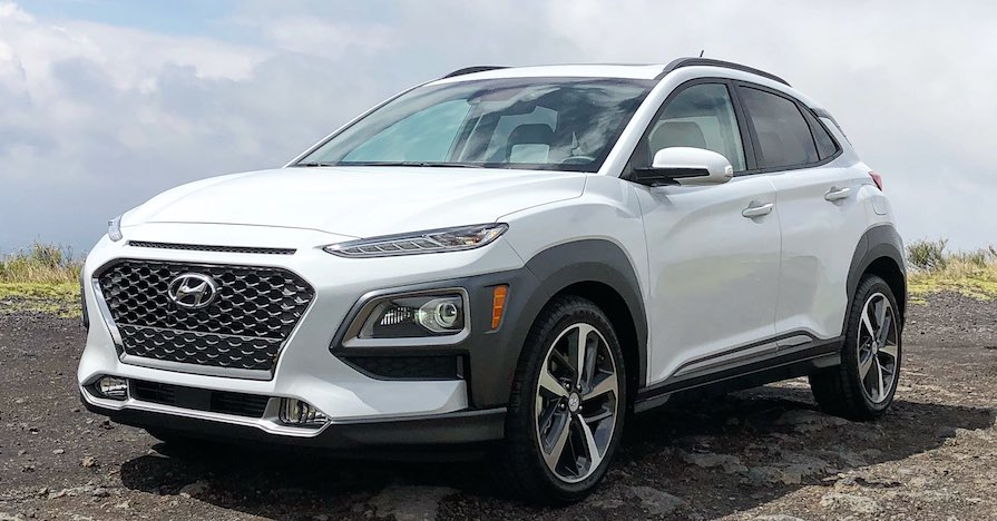 Choosing to lease a car like this Hyundai Kona, a large SUV, gets you behind the wheel of a new car more often.