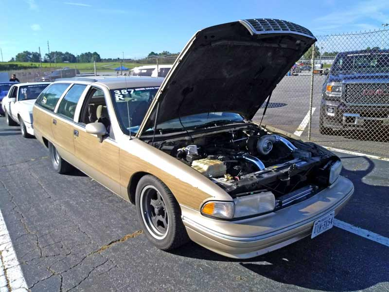 Not your Dad's Buick Roadmaster.