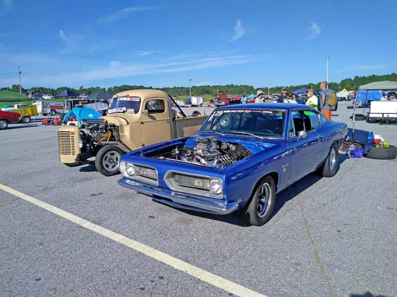 A Drag Week Plymouth