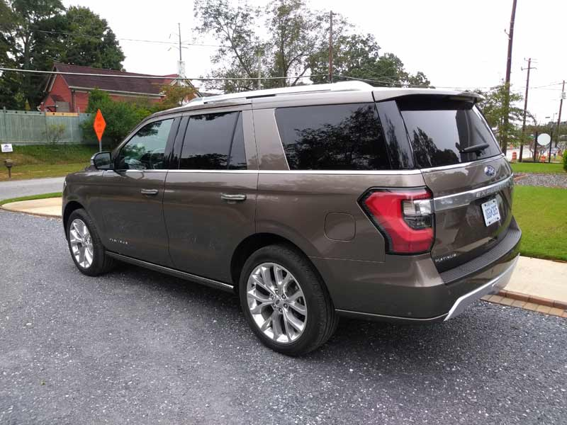 2018 Ford Expedition Platinum Edition