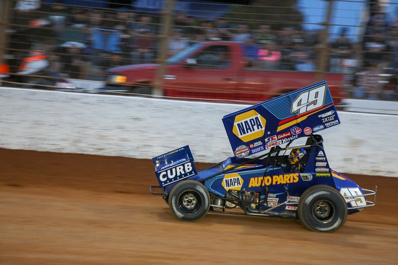 Brad Sweet World Finals, Sweet Closes out Season with Podium Finish at Outlaws World Finals, NAPA Know How Blog, NAPA Know How Blog