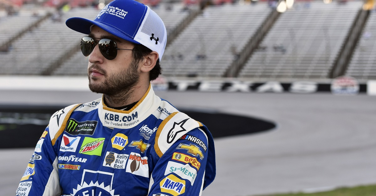 Elliott Finishes Sixth in the Lone Star State