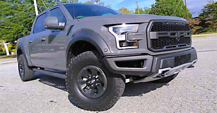 NAPA Knows New Cars: 2018 Ford Raptor 4x4 SuperCrew