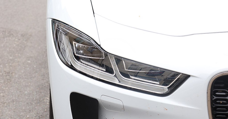 Headlights on a car. Here are the six car features that we can't live without.