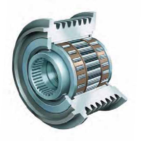 One-Way Clutch Alternator Pulley
