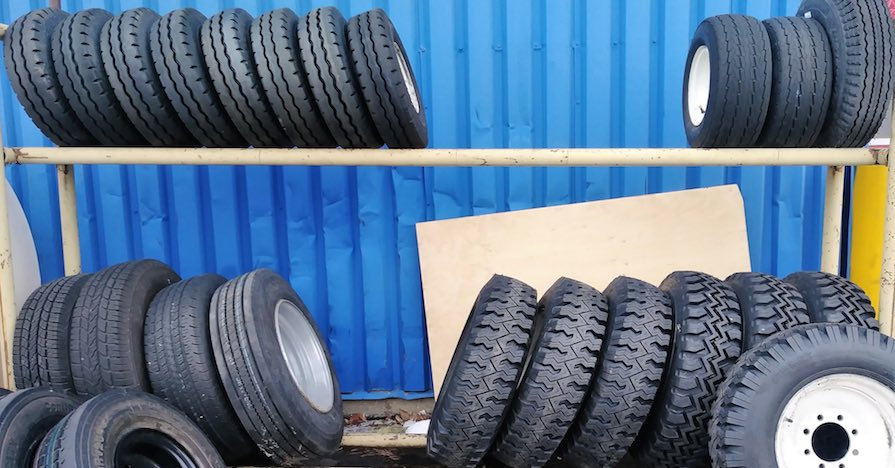 Unmounted tires. Getting your car's tires balanced and aligned are key parts of vehicle ownership and can go a long way in keeping you safe and comfortable on the road.