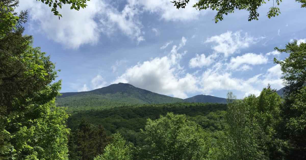 White Mountains in the Northeast. If you're struggling to find a place to go for a summer road trip, why not try these routes in the Northeast?