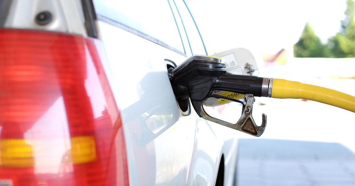 Gas pump at a gas station. Getting better fuel economy is more than just choosing a better grade of gasoline. Here are some tips for getting the best fuel economy from your car.
