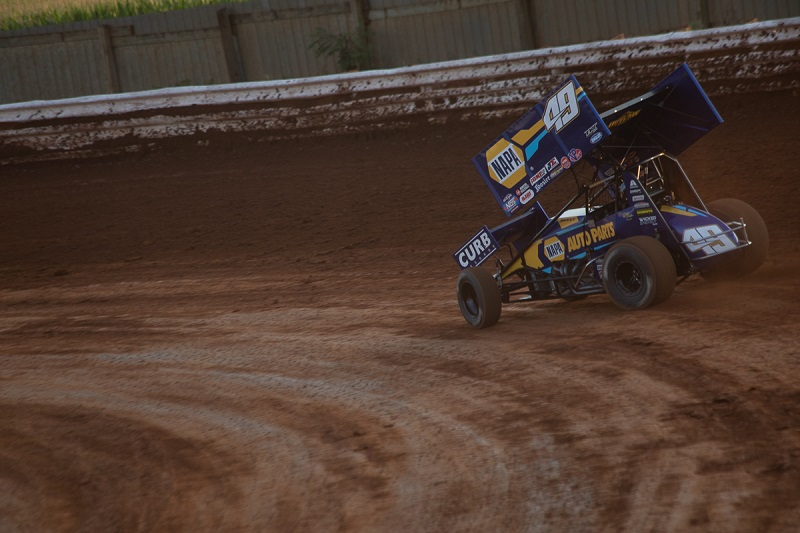 Brad Sweet World of Outlaws versus Pennsylvania Posse Lernerville Williams Grove 2019