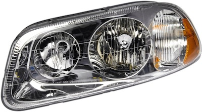 replace a headlight assembly
