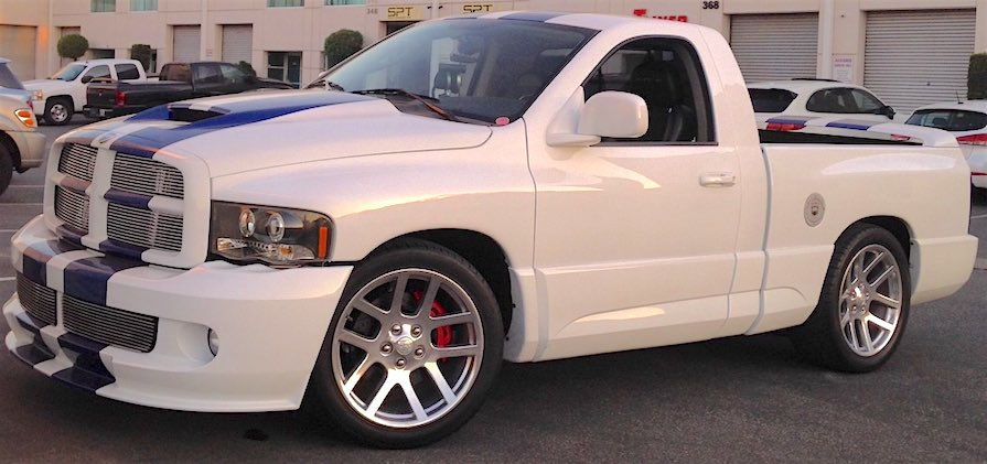 7 Modern Muscle Car Alternatives - Ram SRT-10