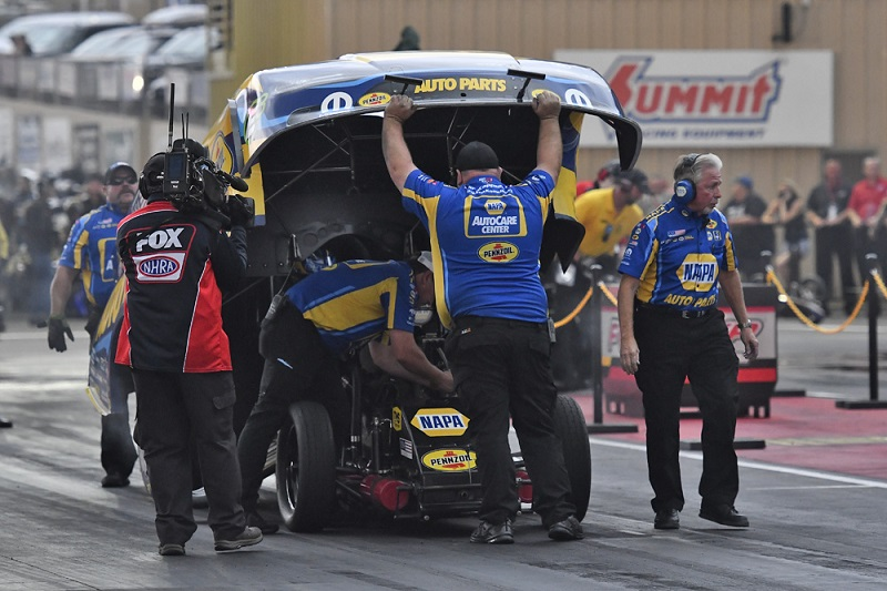 Ron Capps Denver Mile-High NHRA Nationals 2019