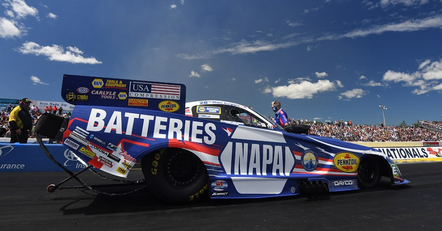 Capps and NAPA Batteries Team Maintain Top-Five Ranking in Epping