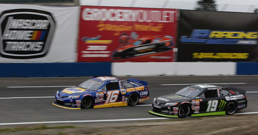 Kraus Earns Runner-Up Finish in K&N Pro Series West Race at Evergreen