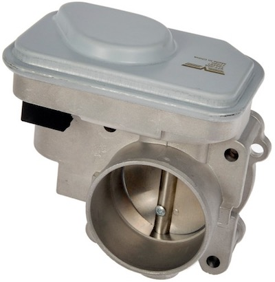 An Electronic Throttle Body