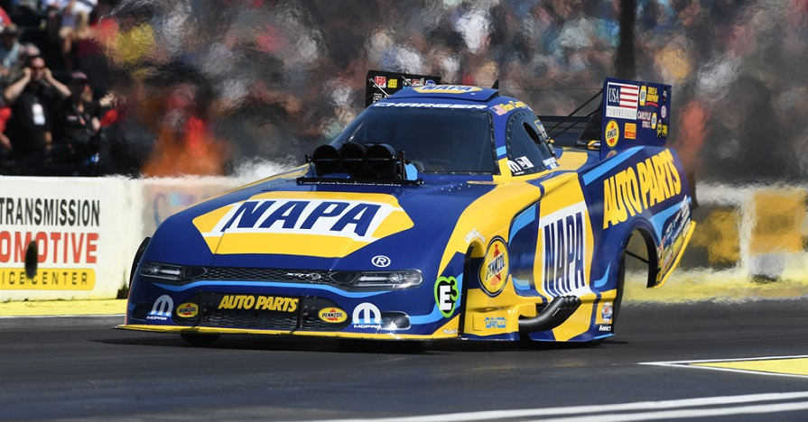 Ron Capps Seattle NHRA Northwest Nationals 2019 NAPA