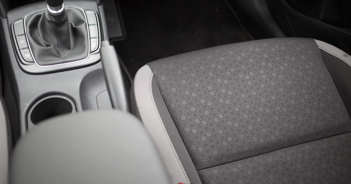 Cloth car seats. Car seat damage is easier to repair than you might think. Learn how to repair cloth car seats.