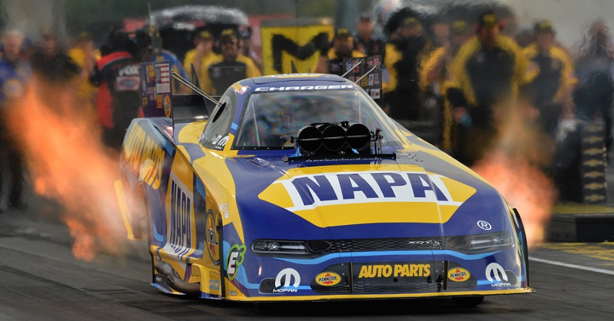 Ron Capps 65th annual U.S. Nationals