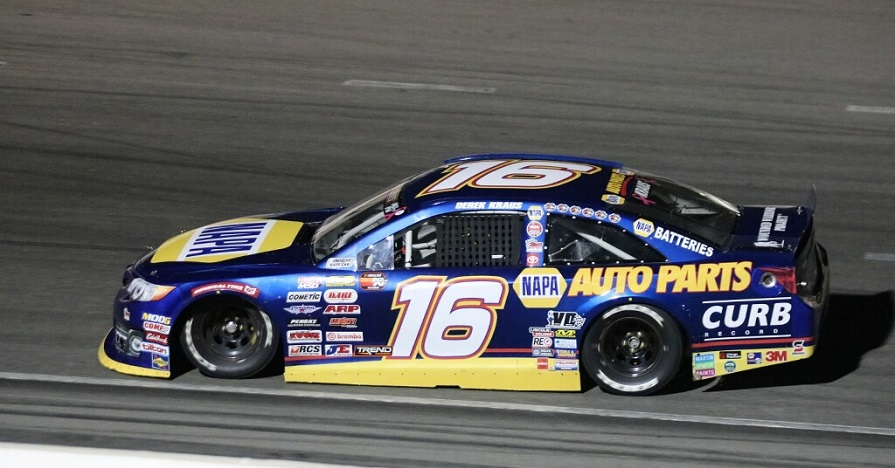 Kraus Dominates NASCAR K&N Pro Series West Action at Kern County